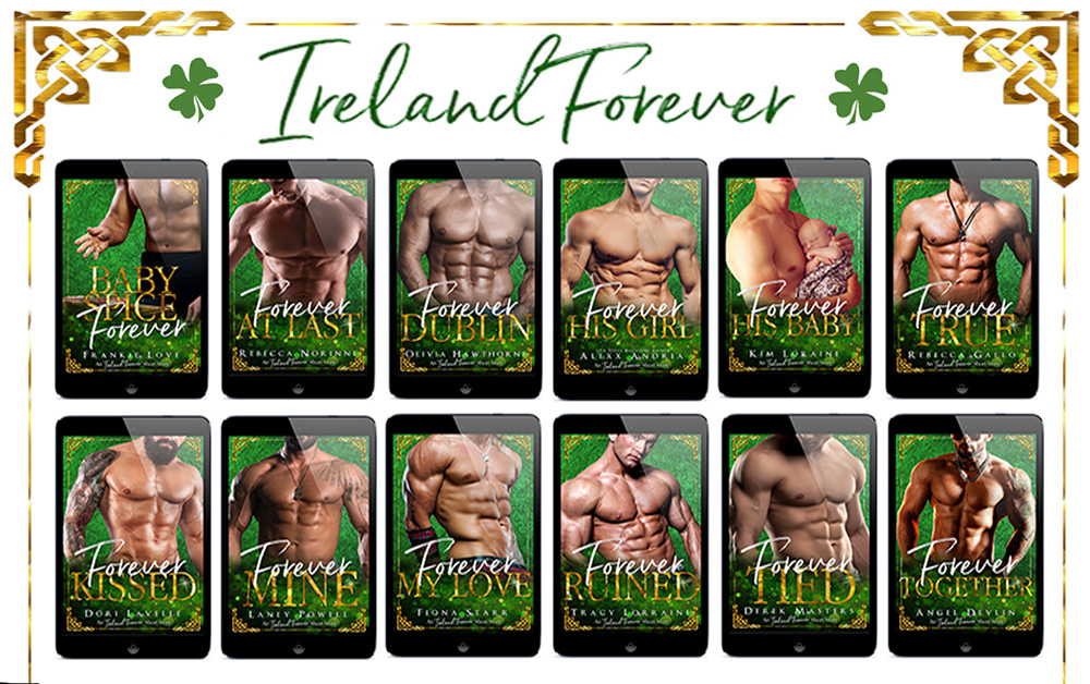 IrelandForever website