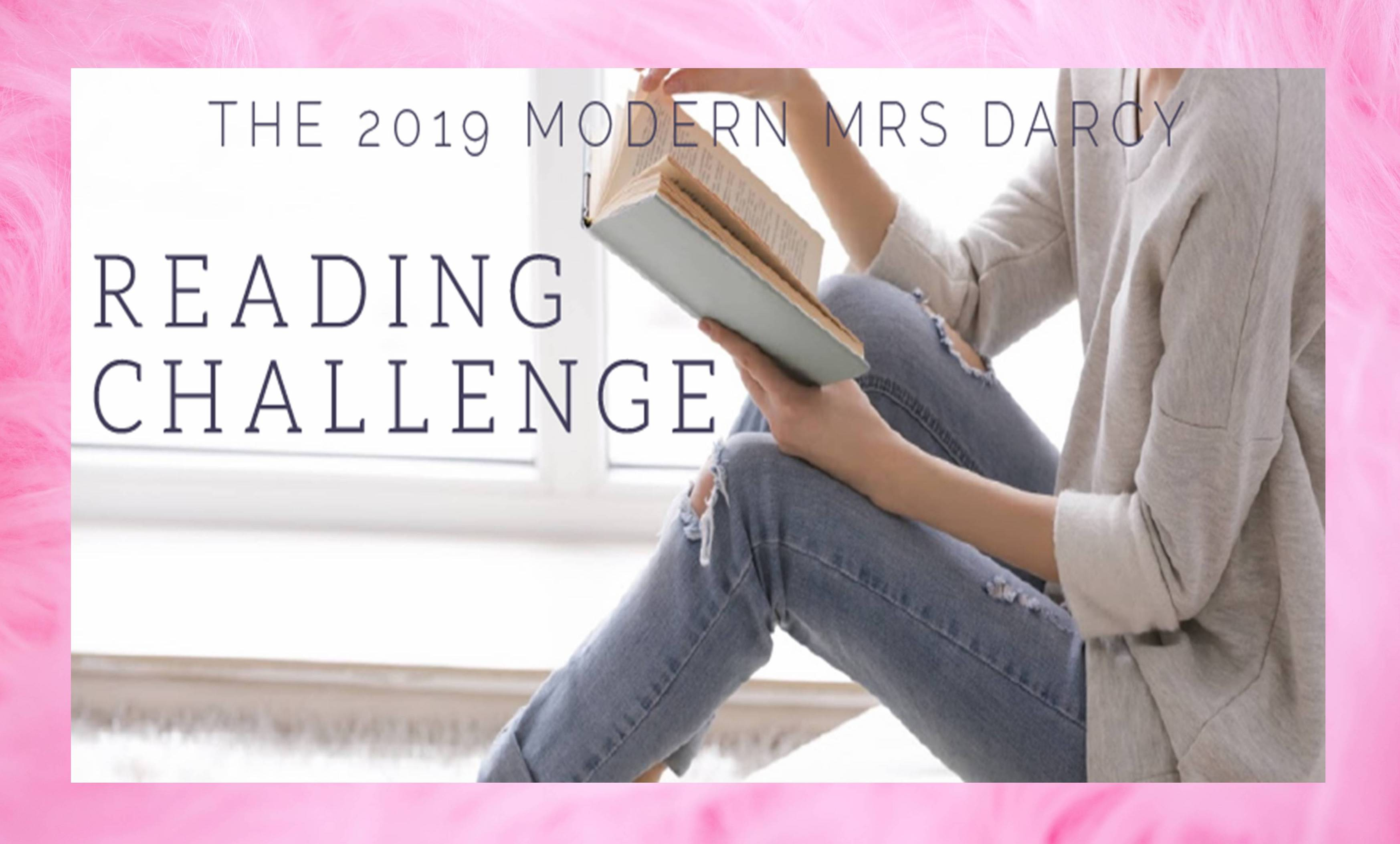 Modern mrs darcy reading challenge 2019