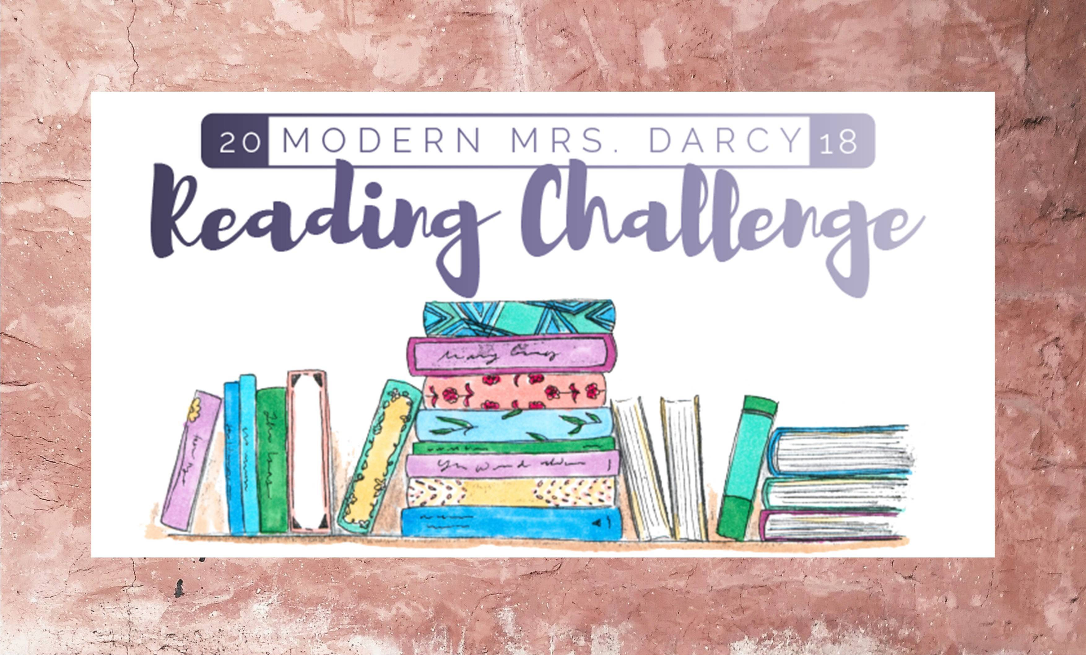 Reading challenege 2018 blog
